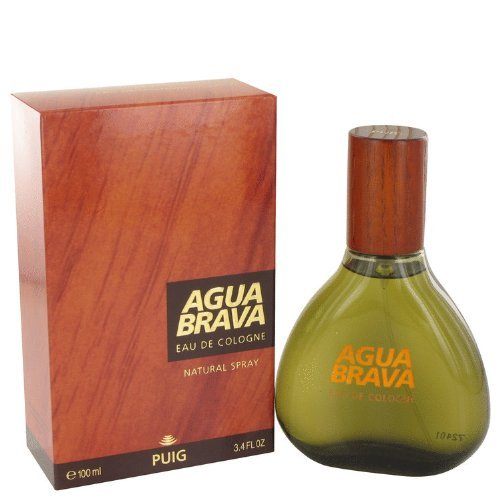 AGUA BRAVA by Antonio Puig Eau De Cologne Spray 3.4 oz / 100 ml for Men