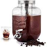 1 Gallon Cold Brew Coffee Maker with EXTRA-THICK