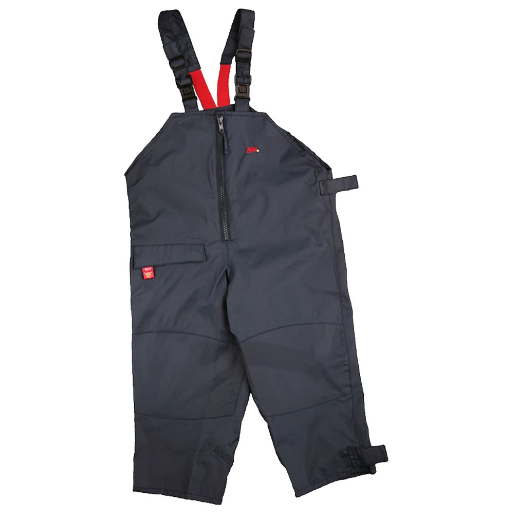 Togz 5-6 yr Navy Waterproof Dungarees - 120cm