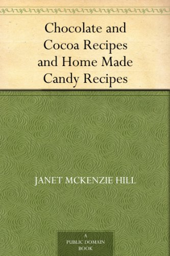 - Chocolate and Cocoa Recipes and Home Made Candy Recipes