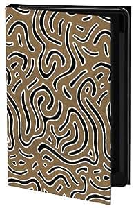 Keka Classic - Funda para Samsung Galaxy S3 (fijación a presión), diseño de líneas curvas de Kristi OMeara