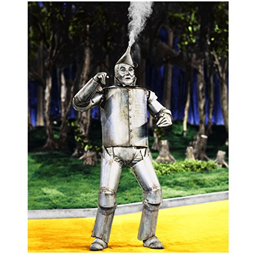 (The Wizard of Oz 8 x 10 Photo Tin Man Blowing Off Steam kn )