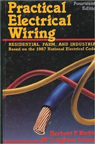 Incredible Practical Electrical Wiring Residential Farm And Industrial By H Wiring Cloud Philuggs Outletorg