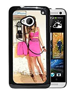 New Custom Designed Cover Case For HTC ONE M7 With Cara Delevingne Girl Mobile Wallpaper(42).jpg
