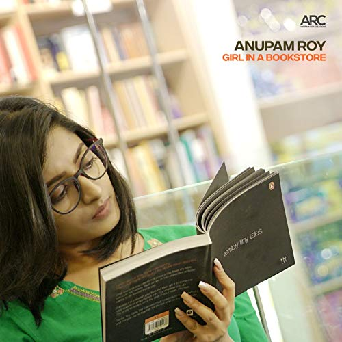 Girl in a Bookstore