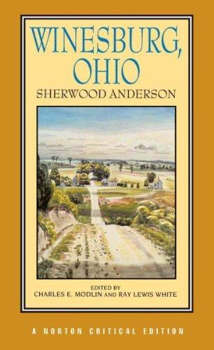 book cover of Winesburg, Ohio