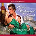 The Earl's Untouched Bride Audiobook by Annie Burrows Narrated by Julia Franklin