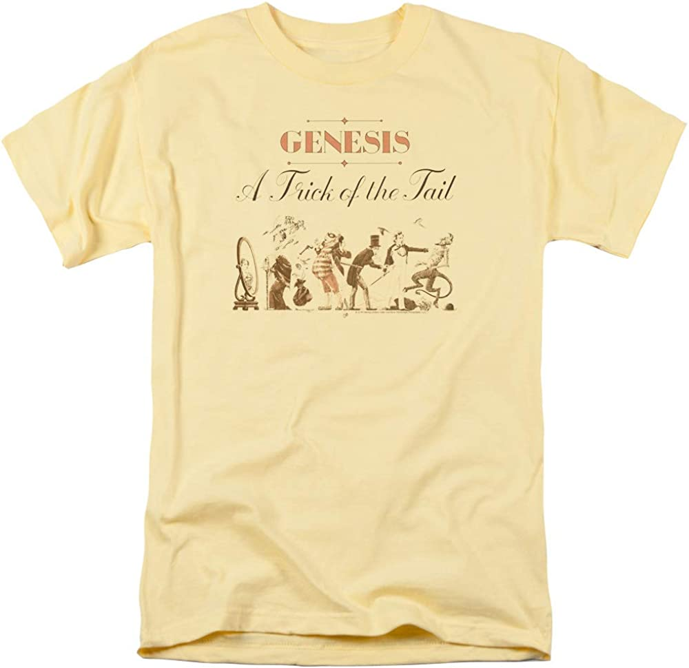 Genesis - A Trick of The Tail - Adult T-Shirt