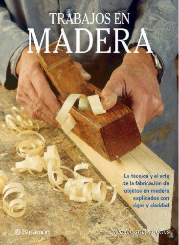 Trabajos en madera de Vicenç Gibert, Frederic A. Martín y Rodrigo Lazcano