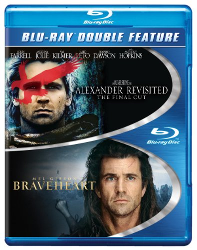 Braveheart/ Alexander Revisited (BD) (DBFE) [Blu-ray]