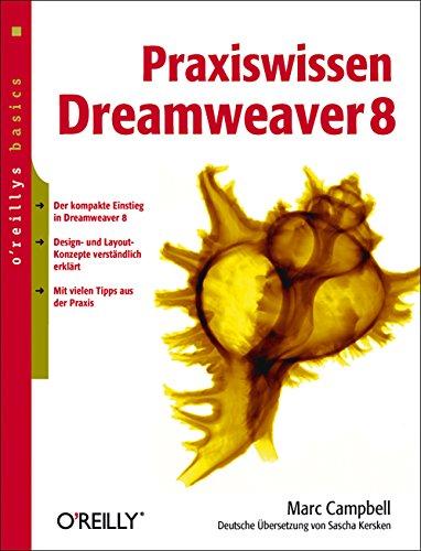 Praxiswissen Dreamweaver 8