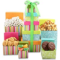 The Gifting Group Spring Treats Gift Tower