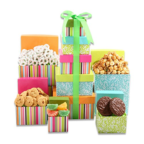 Springtime Gift Tower of ()