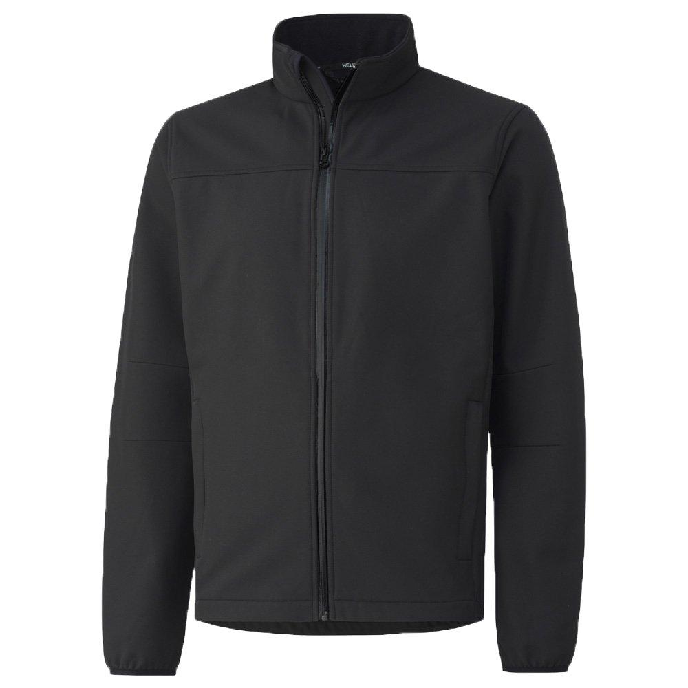 Helly Hansen Mens Vigo Water Repellent Fleece Softshell Coat Jacket