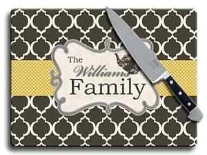 Muralmax glass cutting board personalized gift and kitchen decor decorative - Decorative tempered glass cutting boards ...