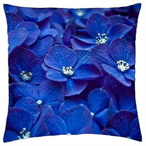 Hydrangea - Throw Pillow Cover Case (16 (Hydrangea Throw Pillows)
