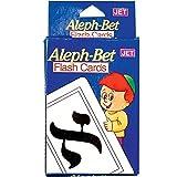 Aleph Bet Flash Cards