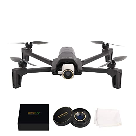 Kingwon - Filtro de Lente CPL para RC Drone Parrot Anafi, cámara ...