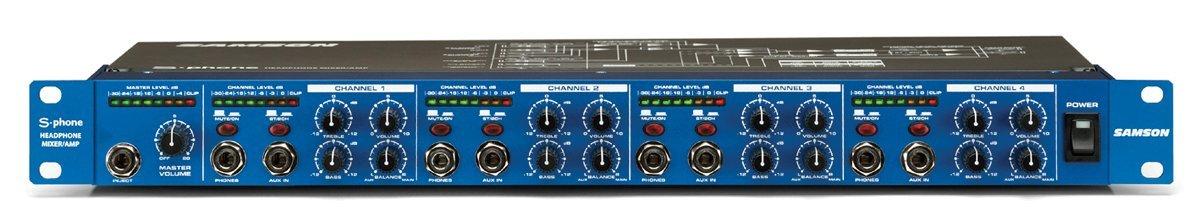 Samson S-phone Headphone Mixer/Amplifier