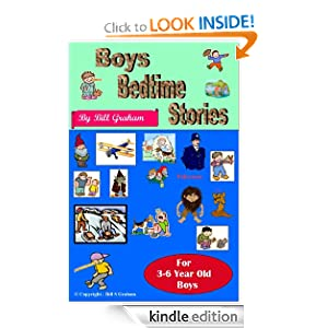 Boys Bedtime Stories Bill Graham