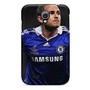 Premium Soccer Chelsea Fc Frank Lampard Back Cover Snap On Case For Galaxy S4