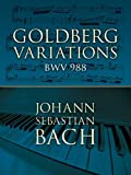Goldberg Variations: BWV 988 (Dover Music for Piano)