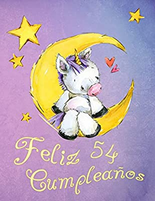 Feliz 54 Cumpleaños: ¡Mejor que una tarjeta de cumpleaños ...