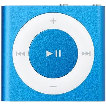 amazon com apple ipod shuffle 2 gb silver 4th generation rh amazon com iPod Shuffle 1st Generation Apple iPod Shuffle 1GB