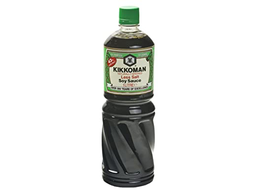 6 opinioni per Kikkoman- Soy Sauce with less salt-