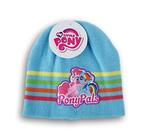 My Little Pony Knit Hat Beanie Cap Sky Blue (Save Hats Knit Children)