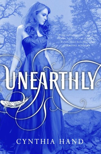 Unearthly: (Book 1 of  Unearthly Trilogy) by [Hand, Cynthia]