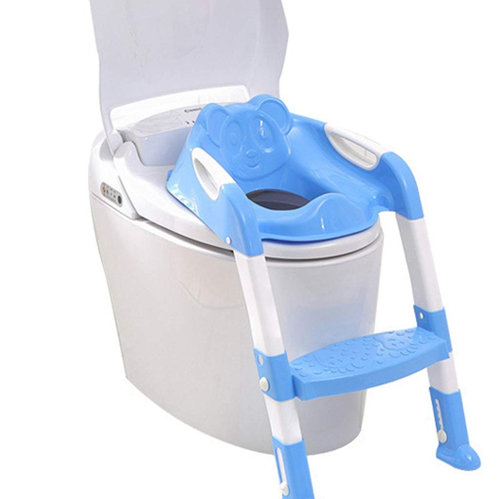 XWJC Children's Toilet Ladder Baby Toilet Seat Stool Child Toilet Seat Toilet Seat