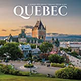 Quebec 2020 Wall Calendar (English and French Edition)