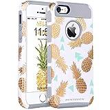 iPhone SE 5S 5 Case, iPhone SE 5S 5 Case Pineapple, BENTOBEN 2