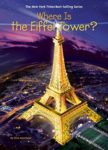 Where Is the Eiffel Bell-tower? (Where Is?)