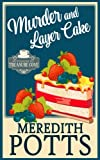 Murder and Layer Cake (Mysteries of Treasure Cove) (Volume 1)