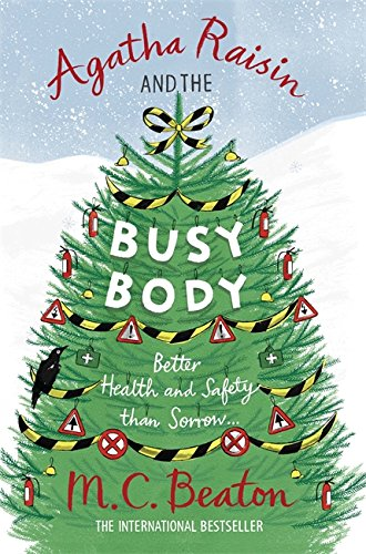 Read Online Agatha Raisin and the Busy Body ebook