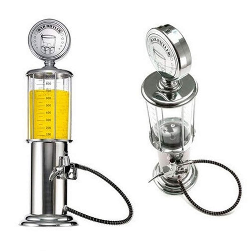 Walmeck- Il Nuovo Birra Dispenser spillatore e Erogatore di Birra per Il Ghiaccio per Birra e Altre Bevande