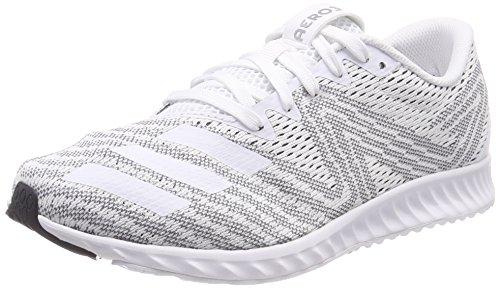 Femme 000 Adidas De Trail Aerobounce Chaussures ftwbla ftwbla Blanc W negbas Pr pPw6qpY