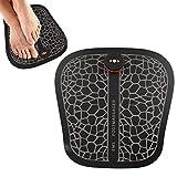 Boquite Foot Massager, EMS Cushion Foot Muscle Relax Masajeador Mat para el hogar