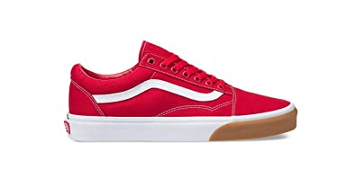 5f72ac5e151ea4 Image Unavailable. Image not available for. Color  Vans Old Skool (Gum  Bumper)
