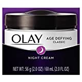Olay Age Defying Classic Night Cream, 2 Ounce Packaging may Vary
