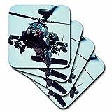 Best 3dRose Longbows - 3dRose cst 730 3 Apache Longbow-Ceramic Tile Coasters Review