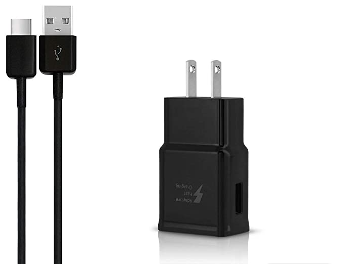 OEM Adaptive Fast Charger for Kyocera DuraForce Pro 2 Cell Phones [Wall  Charger + 4 FT USB C Cable] - USB 2 0 Fast Charging Kit True Digital  Adaptive