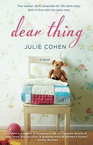 book cover of Dear Thing