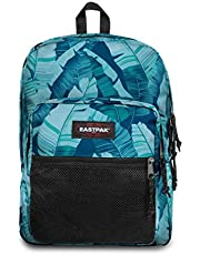 Eastpak Pinnacle Sac à Dos, 42 cm, 38 L, Bleu (Brize Banana)
