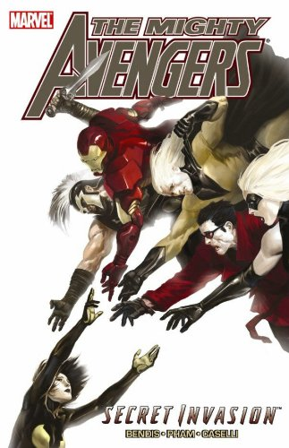 Mighty Avengers Vol. 4: Secret Invasion, Book 2