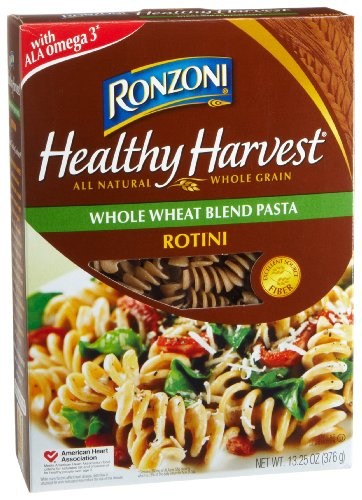 ronzoni whole wheat pasta - 1