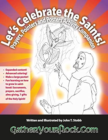 Let's Celebrate the Saints! God's Priests, Prophets and Kings: Prayers, Pointers and Posters Activity Companion (Volume (Priest Vol 9)