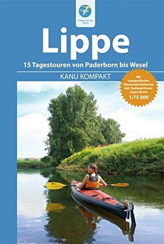 kanu-kompakt-lippe-15-tagestouren-von-paderborn-bis-wesel-mit-topografischen-wasserwanderkarten